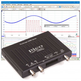 PicoScope 2205A MSO - 25MHz...