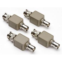 Attenuator-sæt: 3-6-10-20 dB