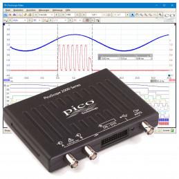 PicoScope 2206B MSO - 50MHz...