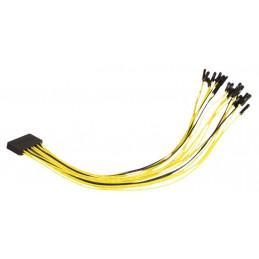20-way digital input cable...