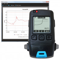 Lascar Data Loggers with Graphic LCD Screen