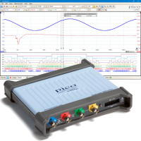 PicoScope 5000 Series - Flexible Resolution Oscilloscopes
