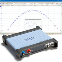 2-channel oscilloscopes - Flexible Resolution