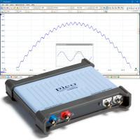 2-kanals oscilloskoper - Fleksibel opløsning