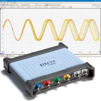 4-kanals oscilloskoper - Fleksibel opløsning