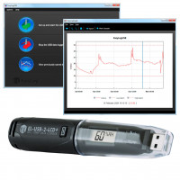 Lascar Low-Cost USB Data Loggers